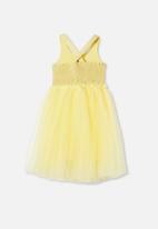 Cotton On - License dress up dress - yellow