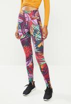 Fitgymwear - Printed ultra skinny - multi