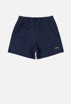 Quimby - Girls sweat shorts - navy