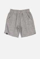 Quimby - Boys sweat shorts - grey