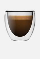 Humble & Mash - Espresso glasses set of  2 - 75ml