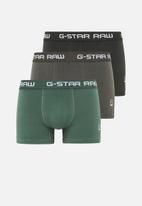 G-Star RAW - Classic trunk 3 pack - multi