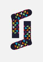 Happy Socks - 5-pack don´t worry, be happy socks gift set - multi