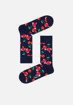 Happy Socks - 4-pack surreal animal socks gift set - multi
