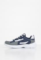 FILA - Dino sneakers - navy/grey