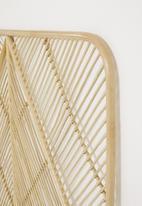 Sixth Floor - Nusa rattan headboard - natural