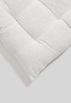 H&S - Essential seat cushion set of 2 - white