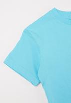 Billabong  - Lovecraft short sleeve tee - blue