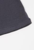 Cotton On - 2 Pack singlets - navy