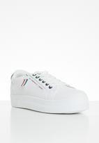 KANGOL - Nauta sneaker - white