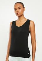 Move Pretty - The jade tank - black