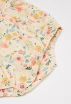 POP CANDY - Girls floral playsuit - multi