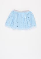 POP CANDY - Girls sparkly tutu skirt - blue