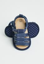 POP CANDY - Boys sandal - blue