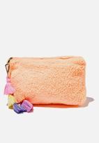 Cotton On - Solitude slipper set - orange