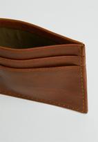 Superbalist - Leather card holder-brown