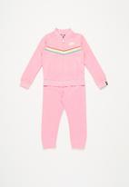 Nike - Nkg heritage set - pink