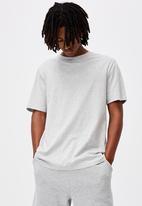 Factorie - Regular t shirt - light grey marle