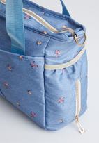 POP CANDY - Baby diaper bag - blue
