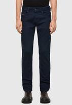 Diesel  - Thommer-x l.32 trousers - dark blue