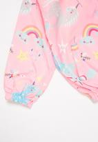 POP CANDY - Girls unicorn jacket - pink