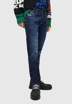 Diesel  - Larkee-beex l.32 trousers - washed blue