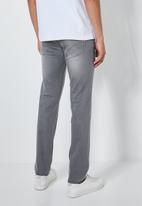 Superbalist - Boston slim 1up jeans - grey