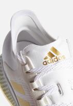 adidas Performance - Focus breathein w   ftwwht/goldmt/ftwwht