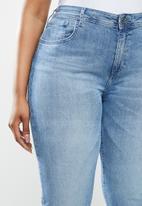 POLO - Sadie eco weekender jean - bleach wash