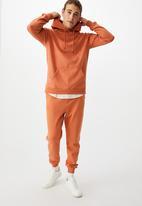 Cotton On - Essential fleece pullover - peach splash