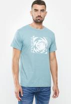 O'Neill - Test tee - smoke blue melange