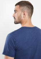 O'Neill - Shredded tee - navy