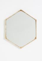 Sixth Floor - Octagonal mirror - neutral