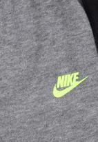 Nike - Nkb jdi fleece crew set - grey