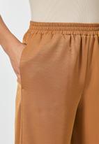Superbalist - Easy pull on pants - tan