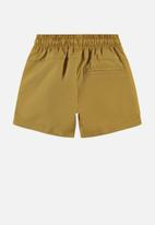 name it - Flipper shorts - brown