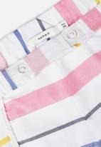 name it - Feodora shorts - white