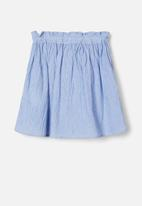 name it - Harper skirt - blue