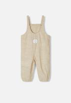 name it - Hamster overall - beige