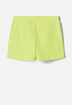 name it - Janine shorts - lemon tonic