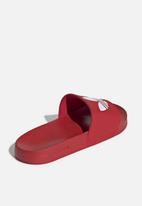 adidas Originals - Adilette lite - scarlet/white