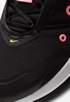 Nike - Nike air max up - Black/cyber-sunset pulse-white