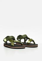 MANGO - Colfax sandals - khaki