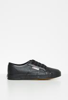Pierre Cardin - Pu sneaker - black