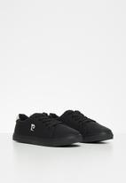 Pierre Cardin - Contrast trim sneaker - black