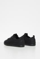 Pierre Cardin - Classic pu sneaker - black