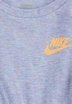 Nike - Nkg jersey essentials dress - violet star