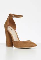 ALDO - Nicholes heel - light brown