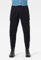 G-Star RAW - Fatigue relaxed tapered - navy