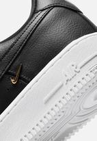 Nike - Nike air force 1 '07 lx  - black/black-metallic gold - hyper royal